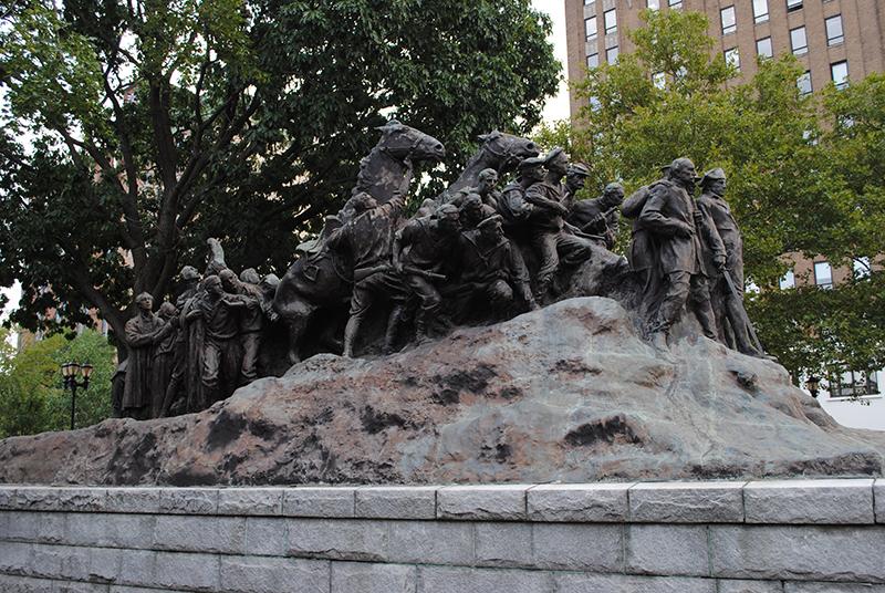Military Park, Newark, NJ