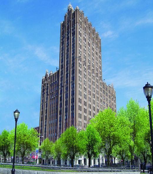 Newark: A Strategic Location