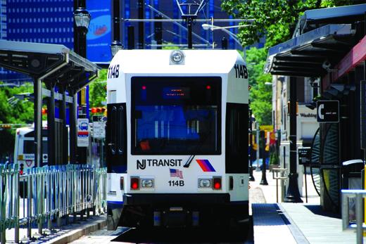 Transit, Newark, New Jersey