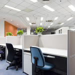 Trendy Interiors for Your Newark Office Space for Lease