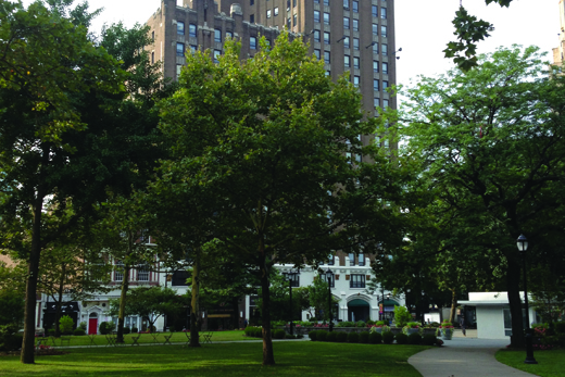 Consider Newark Office Space to Rent Around Military Park